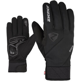 Ziener Donni GTX Infinium Primaloft Bike Gloves, black